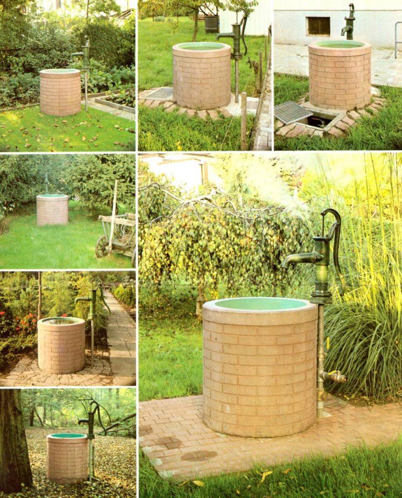 Brunnenbau Neumaier Brunnen
